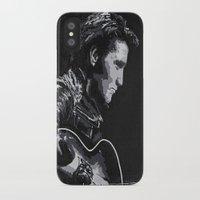 elvis iPhone & iPod Cases featuring Elvis by JeleataNicole