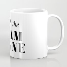 Pop the Champagne Coffee Mug