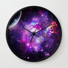 Magical universe x Wall Clock