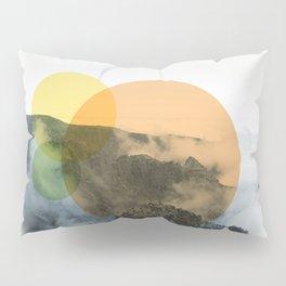 Sunrise on a mountian Pillow Sham