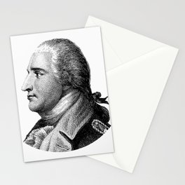 Benedict Arnold - The Traitor Stationery Cards