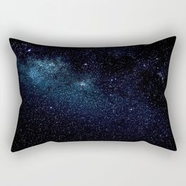 Star and Galaxy Rectangular Pillow