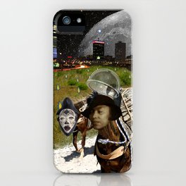 Black Women Are The Mules Of The Earth - Zora Neale Hurston iPhone Case