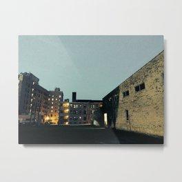 Cityscape #2 Metal Print