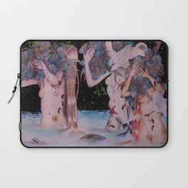 The Fish Gatherers Laptop Sleeve