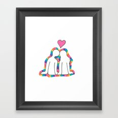 Valentines Day! Framed Art Print