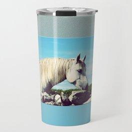 Connemara Pony 2 Travel Mug