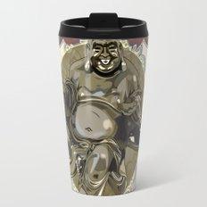 Laughing Buddha Travel Mug