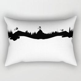 MTB Bar Rectangular Pillow
