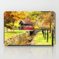whisky iPad Cases featuring Whisky Creek by ThePhotoGuyDarren