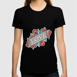 Love & Roses T-shirt