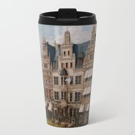 Departure from Bremen Travel Mug
