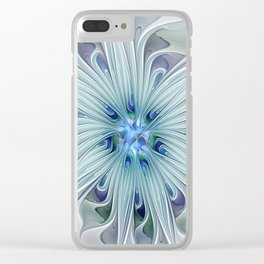 Another Floral Beauty Clear iPhone Case