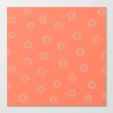 JOY Pink Canvas Print