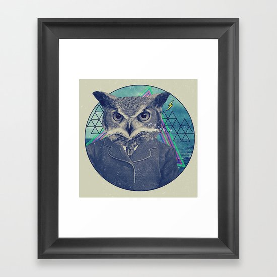 MCX Framed Art Print