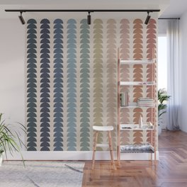 Maude Pattern- Vintage Multicolor Wall Mural