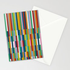 Bricks Rotate #3 Stationery Cards