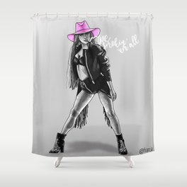 We Smokin' 'em all Shower Curtain
