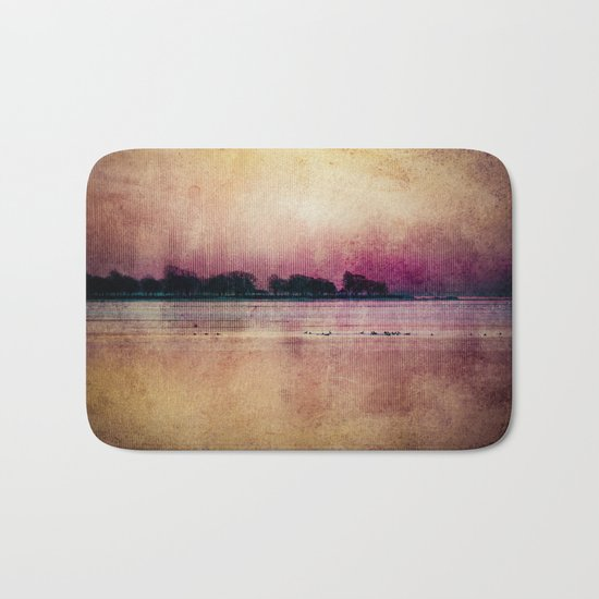 Scattered Dreams Bath Mat