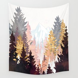 Wine Forest Wall Tapestry