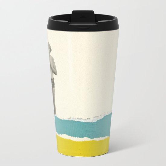Ice Lolly Metal Travel Mug