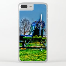 Junkers Yu 52 Clear iPhone Case