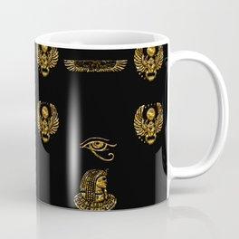 Egyptian Symbols Coffee Mug