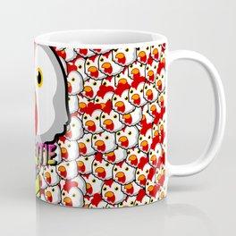 HenTie Sama Coffee Mug