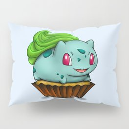 Bulba Cupcake Pillow Sham
