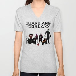 Guardians of the Galaxy - Awesome Mix Vol.2 Unisex V-Neck