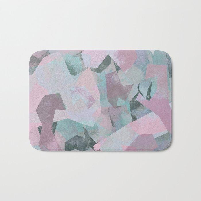 Camouflage XVII Bath Mat