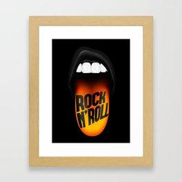 Ruth - Dark version Framed Art Print