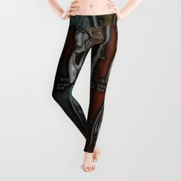 The Roswell Archive Leggings