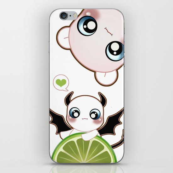 Kawaii Monster  iPhone & iPod Skin