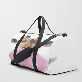 Bubble Gum - Giraffe Duffle Bag