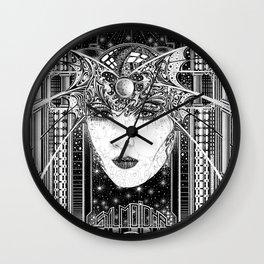 Sylmoidha Wall Clock