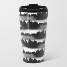 Don't Get Lost in Mist Metal Travel Mug