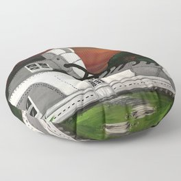 Shoe Value Floor Pillow