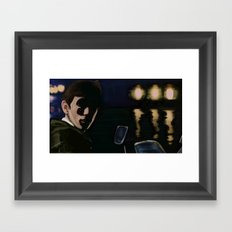 Dr. Jimmy or Mr. Jim Framed Art Print