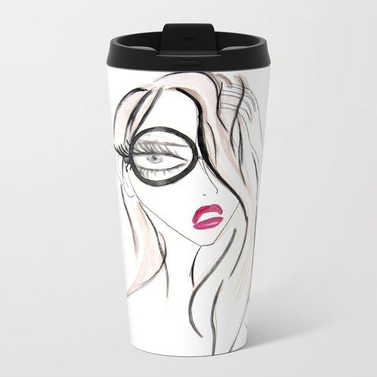Lady Boss Metal Travel Mug