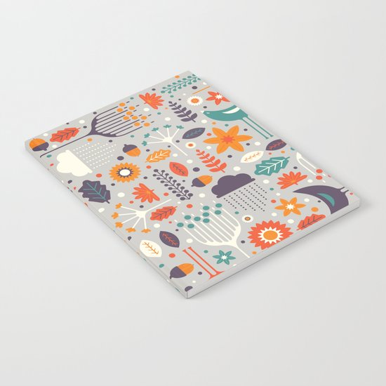 Flora & Fauna Notebook