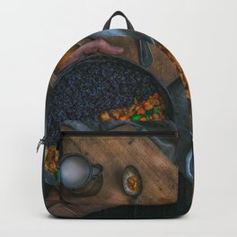Best Damn Coconut Curry Backpack