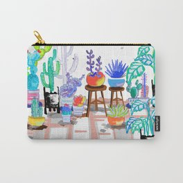 My Little Garden - illustration 2 Carry-All Pouch
