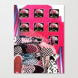 Shoes Shoes Shoes Canvas Print