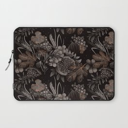 Sacred Species Pattern Laptop Sleeve