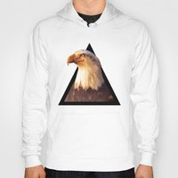 eagle Hoodies featuring EAGLE by eARTh