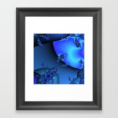 Into Another Dimention  Framed Art Print