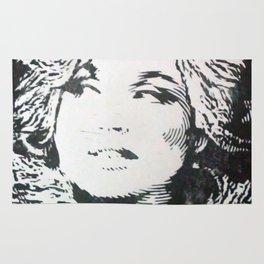 Dolly Parton Rug
