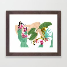 Lane Marinho Framed Art Print