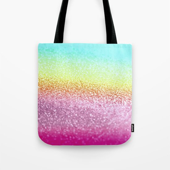 UNICORN GLITTER Tote Bag